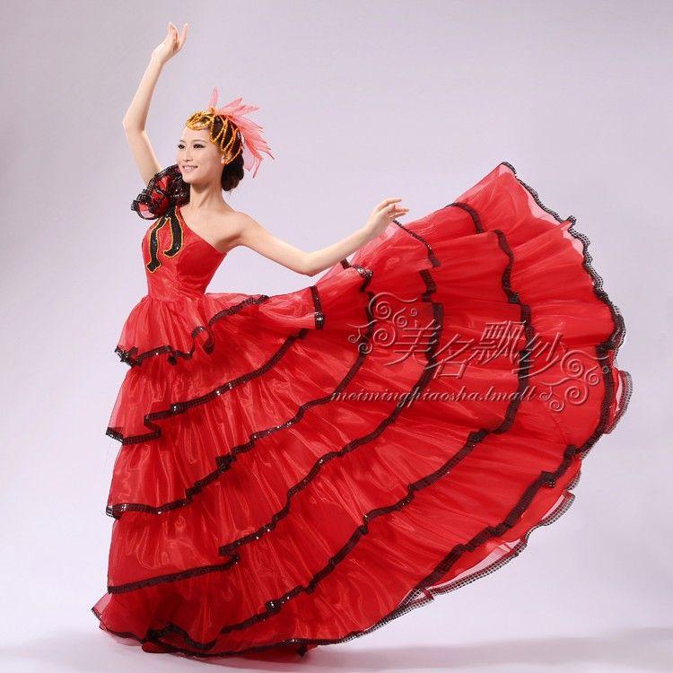 Modern swing dancing dress costumes modern dance in