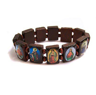 Wooden Jesus Holy Saints Christ Christian Religious
