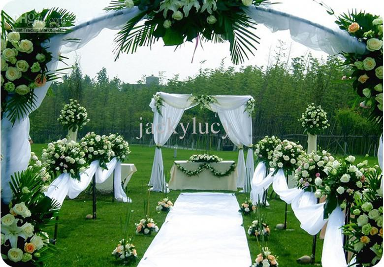 Goa Salon De Jardin 1.2m Wide X 10 M/roll New Wedding Favors White Carpet