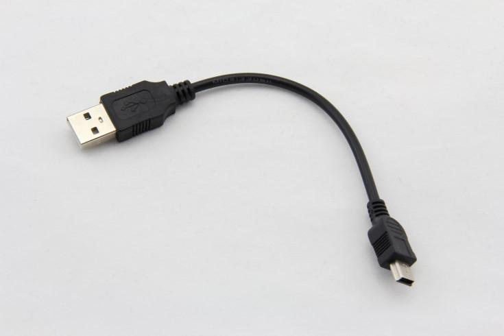 Male to Mini 5 Pin Male Mini Usb Cable 15cm Cable Connector Adapter