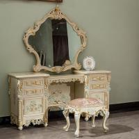 Classic French Style Furniture,Handwork Gilding Golden ...
