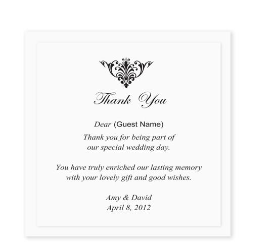 Custom Made Rsvp Thank Card Rsvp Reply Card Wedding Invitations Come