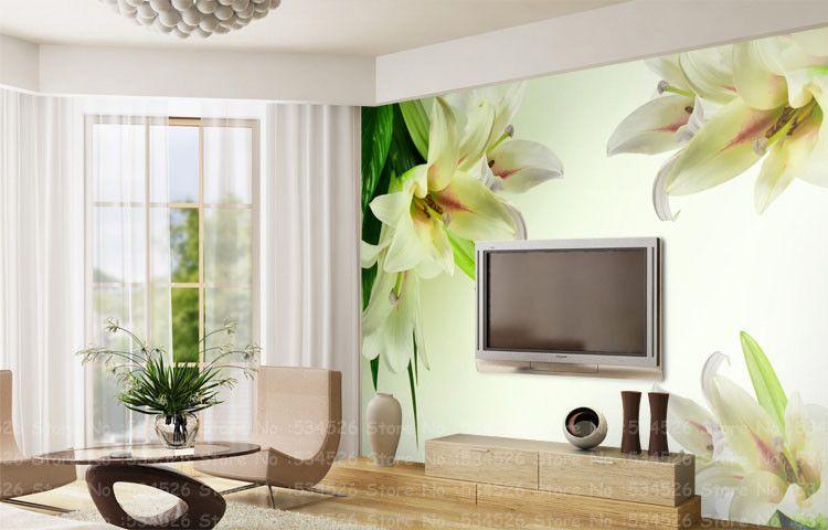 Buy 3d Wallpaper Panels Luxury Photo Wallpaper Murals Tv Sofa Background