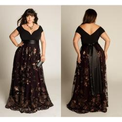 Small Crop Of Plus Size Party Dresses