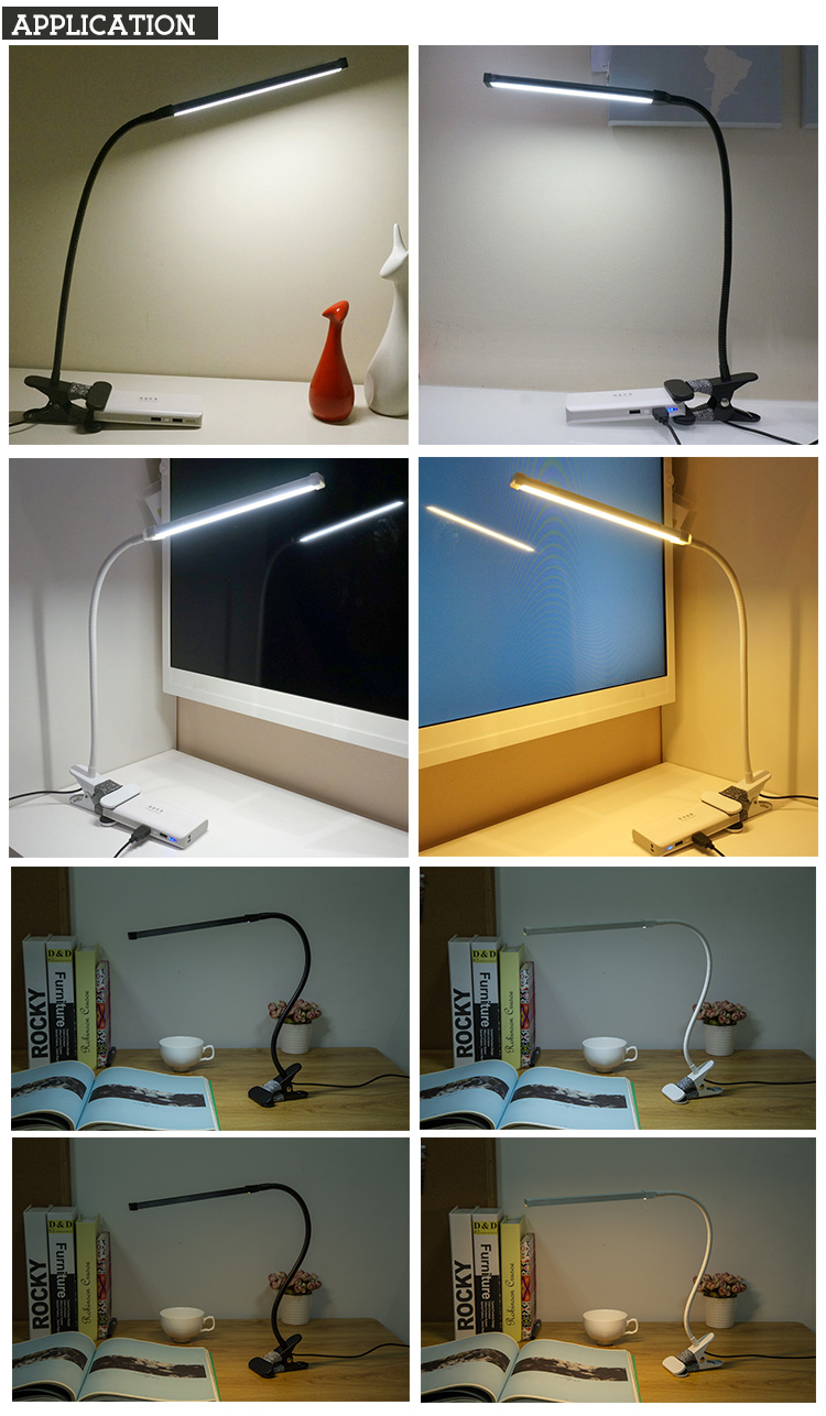 Clip On Bed Lamp Seoproductname