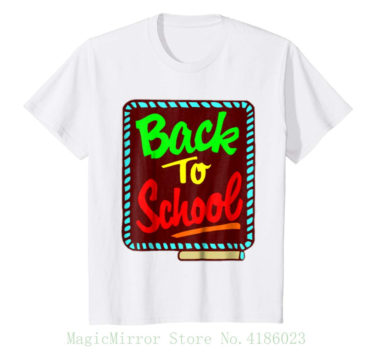 Big W School Shirts Kids Back To School Shirt Summer Short Sleeve Shirts Tops S 3xl Big Size Cotton Tees Free Shipping