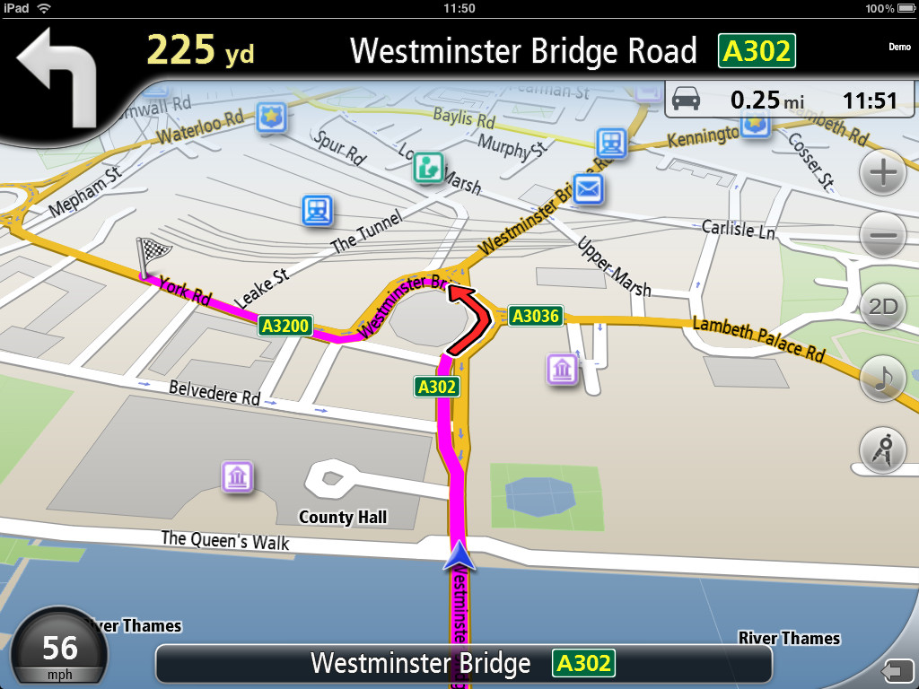 Best Free Sat Nav For Iphone Top 5 Best Mapping Apps Computer Business Review