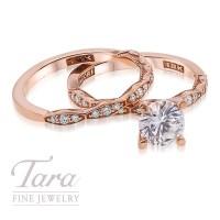 Tacori Wedding Rings Rose Gold | www.pixshark.com - Images ...