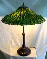 Tiffany Lotus Lamp(id:500481) Product details - View ...