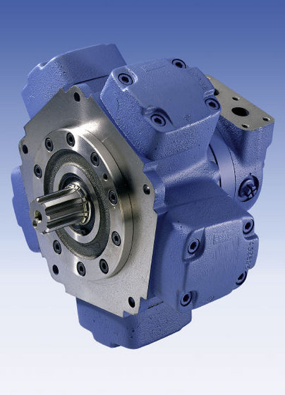 China Suppliers Low Speed High Torque Hydraulic Motor Id 5699325 Product