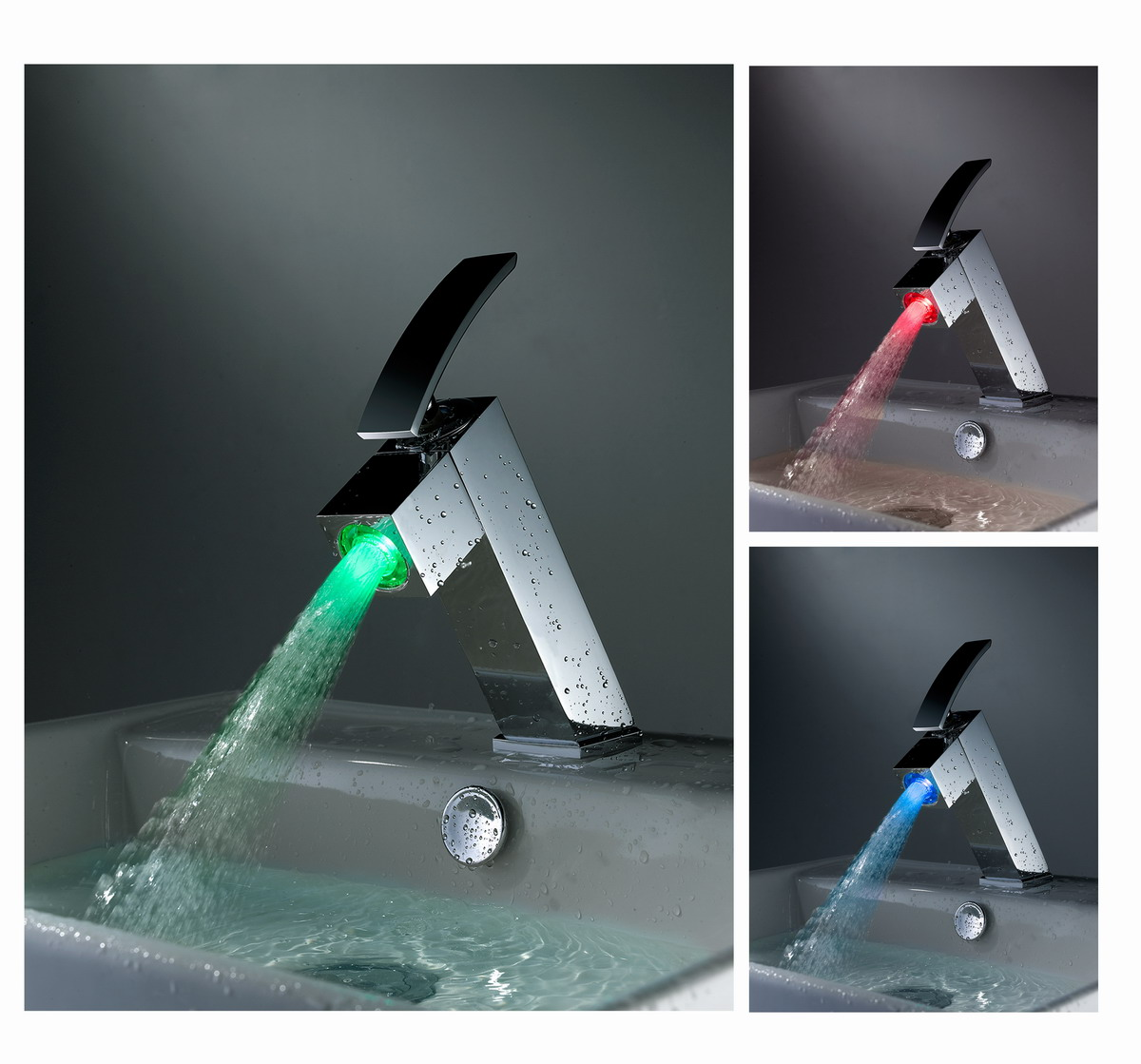 Led Faucets Sell Led Faucet Mixer Tap Shower Sanitary Ware Id 707731