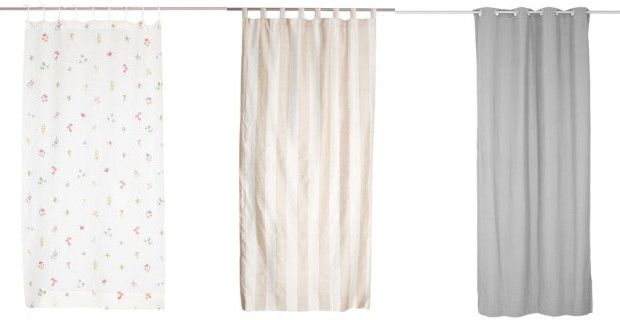 Cortinas Cocina Ikea 2015 Curtain Trends For Autumn Winter 2014 2015: Zara Home And Ikea