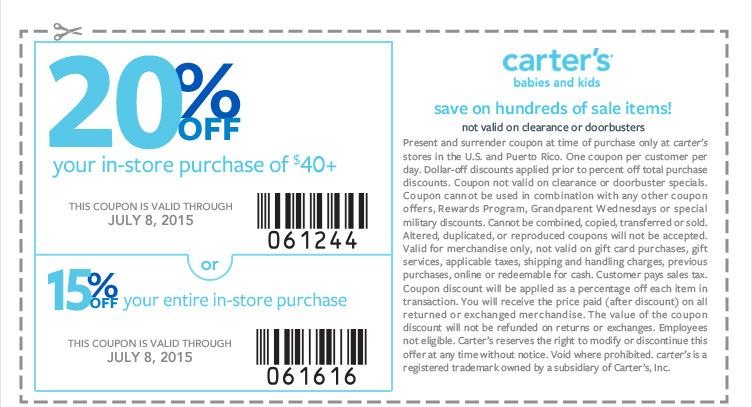 Carter caves discount coupons