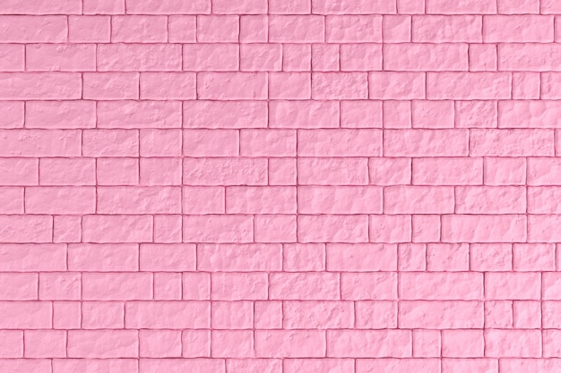 Cute Wallpapers Plain Una Pared De Ladrillo Rosa Ilustraci 243 N 3d Descargar