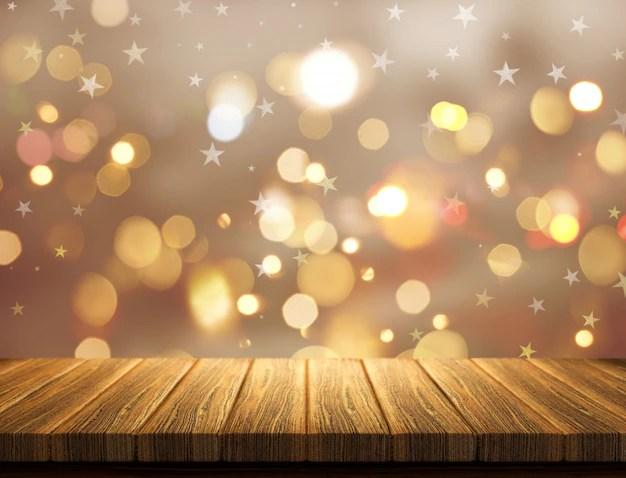 Wallpaper Natal Hd 3d Rendem De Uma Caneca De Natal Em Um Fundo Luzes Do