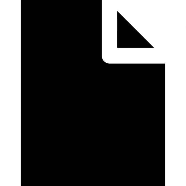 Blank document Icons Free Download - Blank Document Free