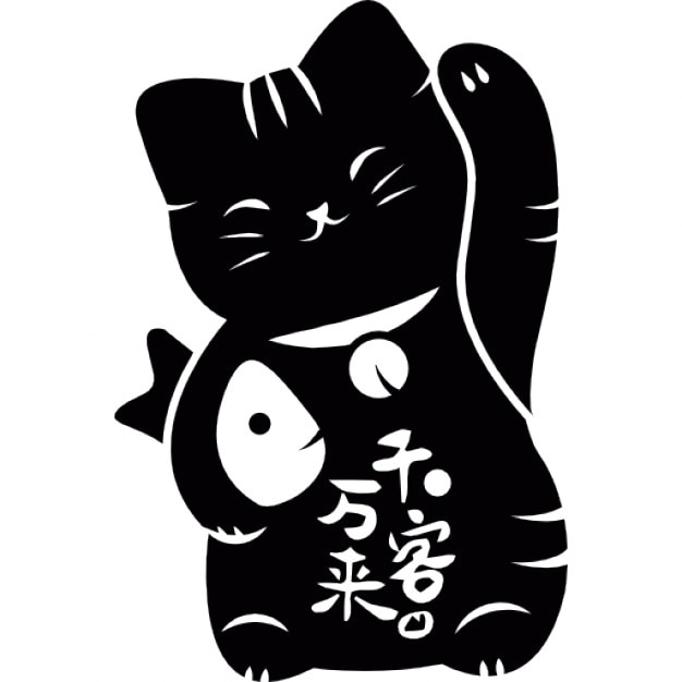 Cute Halloween Cat Wallpaper Japanese Cat Icons Free Download