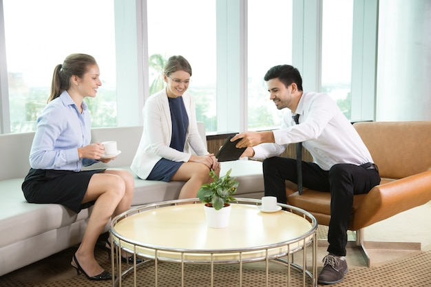 Informal Meeting Disadvantage Stock Images, Royalty-Free Images