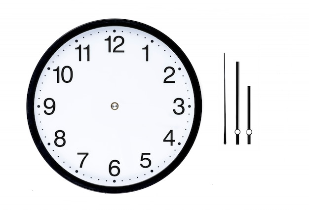 Minute Clock Vectors, Photos and PSD files Free Download