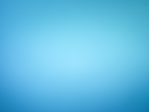 Simple blue gradient light background with retro color,Space for