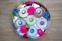 Tray with teacups Photo | Free Download