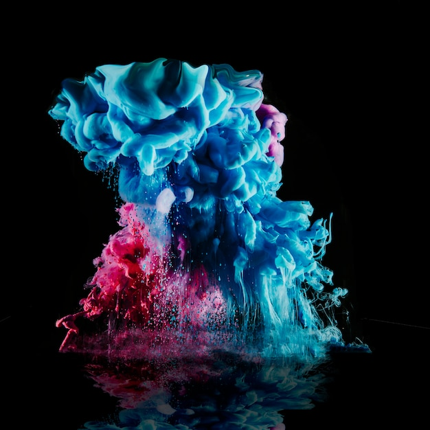 3d Colourful Wallpaper Smoke Effects Vectors Photos And Psd Files Free Download