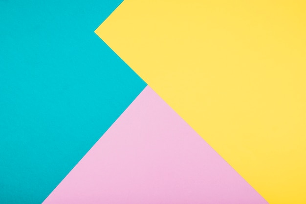 Yellow, blue and pink background Photo Free Download