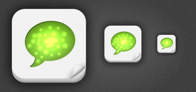 512px iPhone App Icon Template PSD file Free Download - iphone app icon template