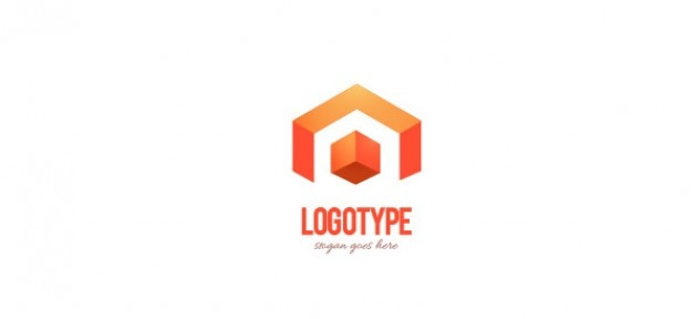 Corporate logo design template PSD file Free Download