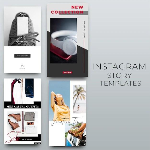 instagram story template psd - Pinarkubkireklamowe