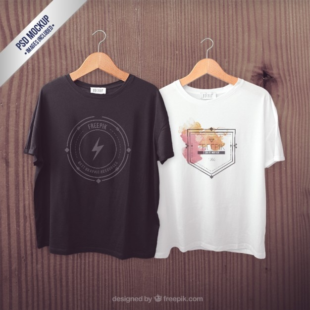 T Shirt Mockup Vectors, Photos and PSD files Free Download