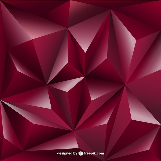 Geometric Wallpaper Hd 3d Triangles Background Vector Free Download