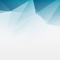 Abstract blue polygonal background Vector | Free Download
