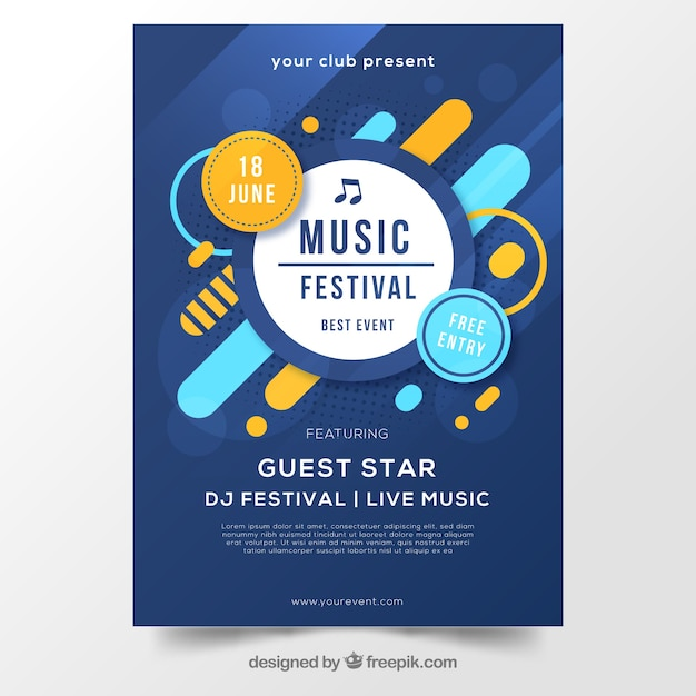 Party Flyer Vectors, Photos and PSD files Free Download - create club flyer online free