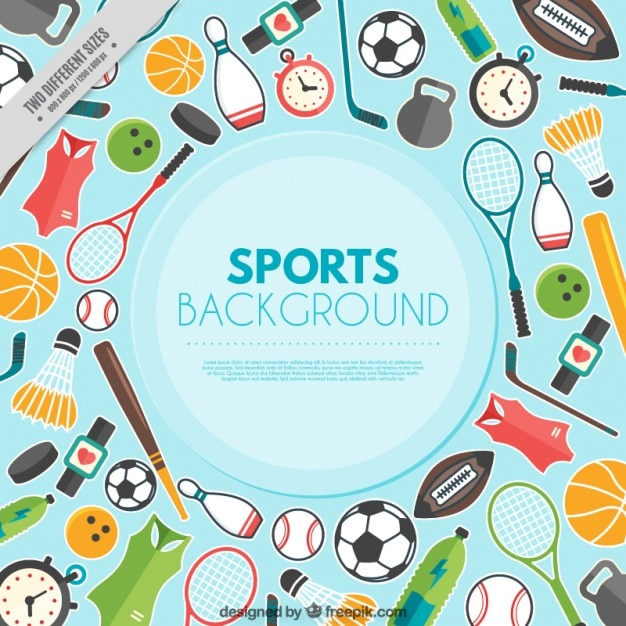 Sports Background Vectors, Photos and PSD files Free Download