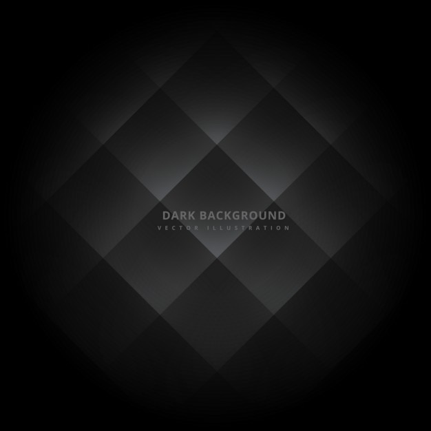 Black simple background Vector Free Download