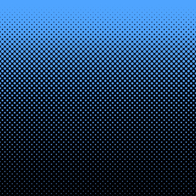 Blue and black dots background Vector Free Download