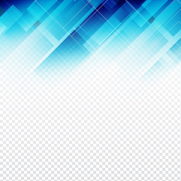 Blue geometric technological background Vector Free Download