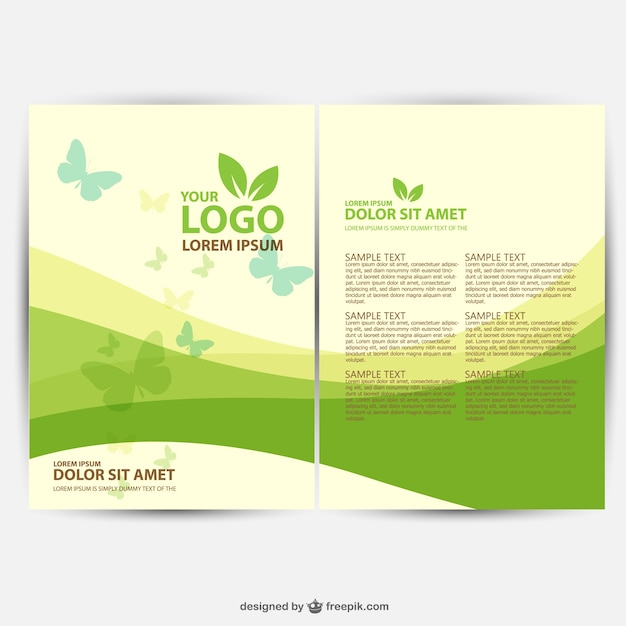 pamphlet designs free download - Doritmercatodos - free pamphlet design