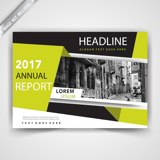 Business flyer cover Vector Free Download