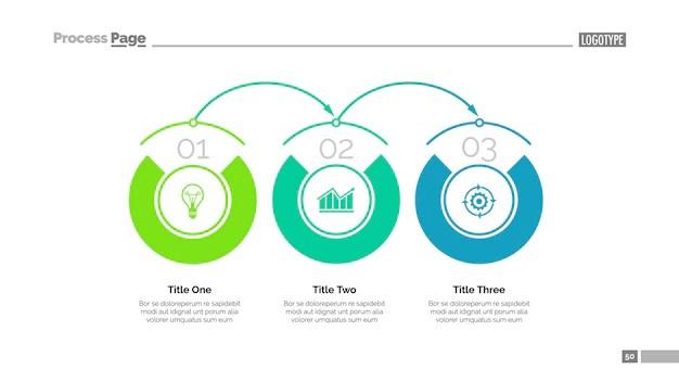 Business timeline slide template Vector Free Download - business timeline template