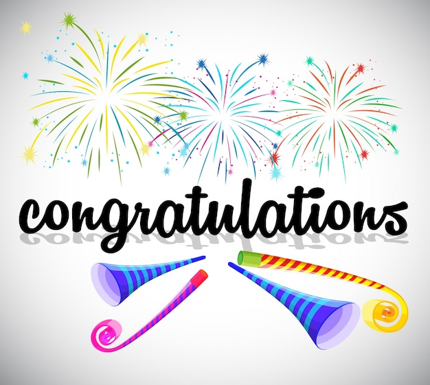 Congratulations Vectors, Photos and PSD files Free Download - congrats on new position