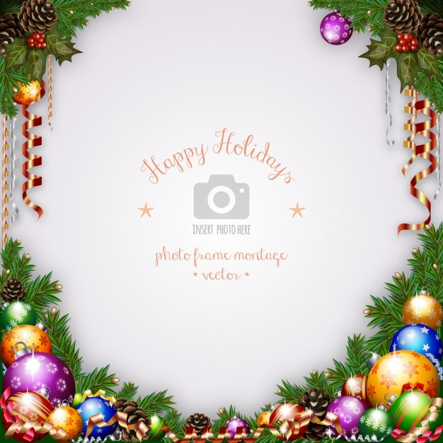 Christmas Background Design \u2013 Merry Christmas And Happy New Year 2018