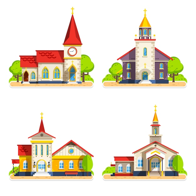 Church Vectors, Photos and PSD files Free Download