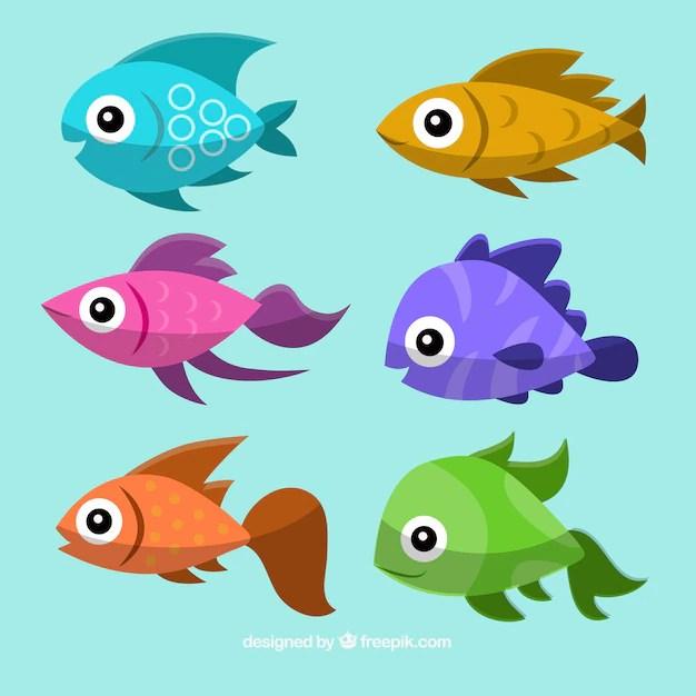 Fish Vectors, Photos and PSD files Free Download