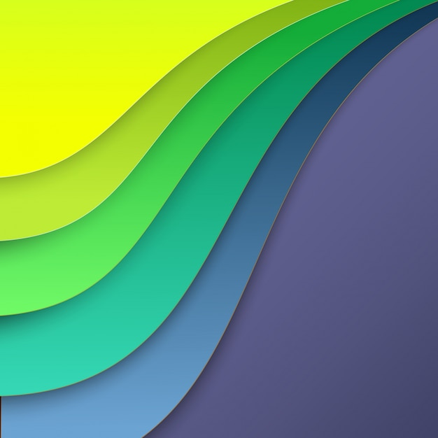 Colorful paper for background Vector Free Download