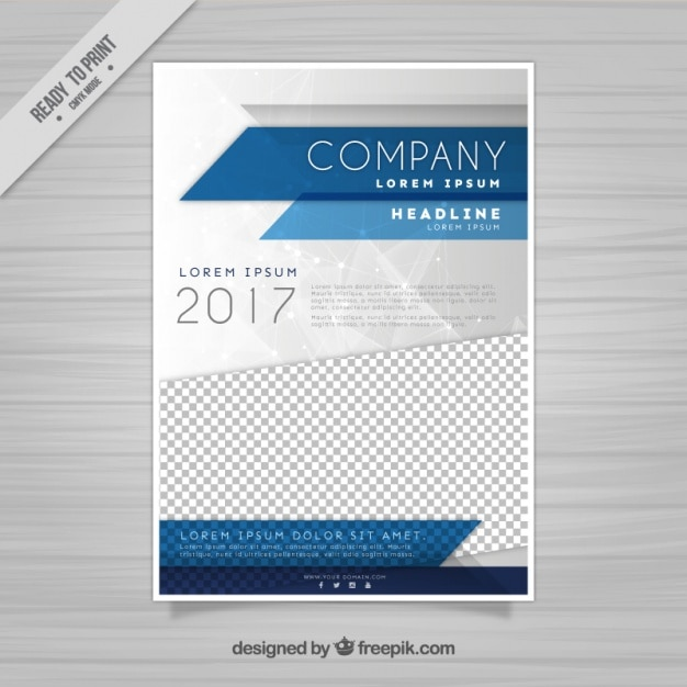 Company flyer template Vector Free Download - free product flyer templates