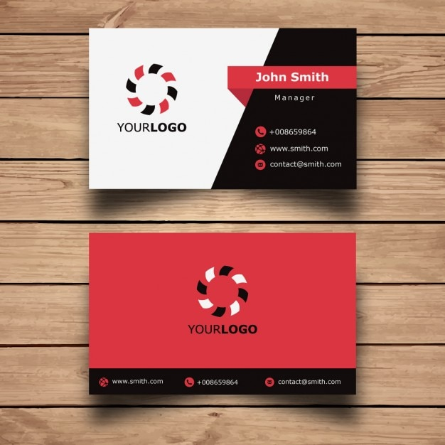 Simple Design Name Card Vectors, Photos and PSD files Free Download - name card