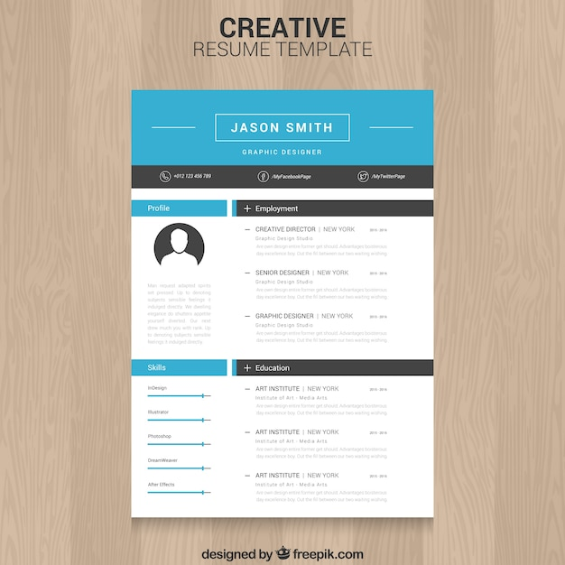 black and white entry level resume template chronological resume