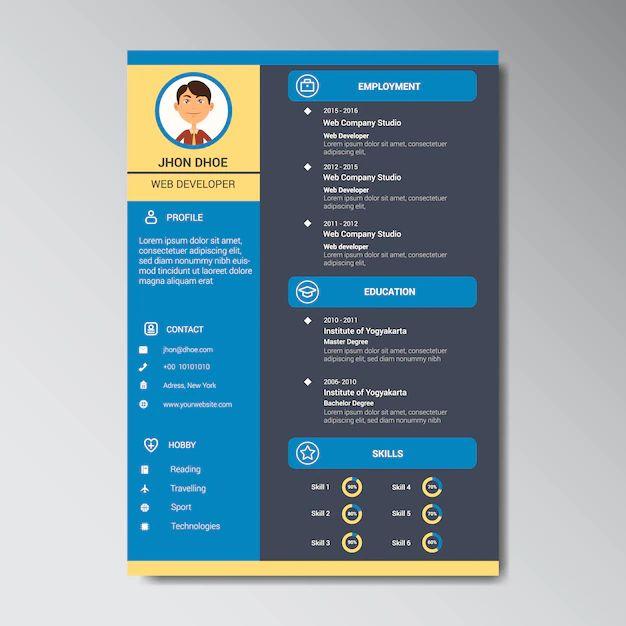 design adobe cv